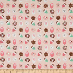 Gingerbread Bakery Petits Fours Light Pink