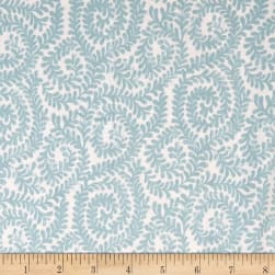 Laura Ashley Wisteria Berkeley Scroll Blue
