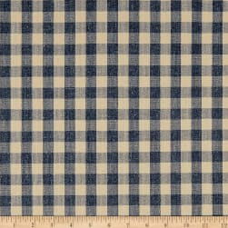 Richloom Spruce Canvas Lapis Fabric