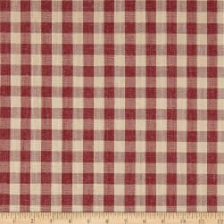 Richloom Spruce Canvas Tomato Fabric
