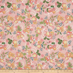 Riley Blake Grandale Main Pink Fabric