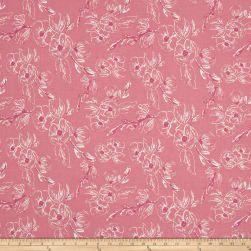 Riley Blake Grandale Carnation Pink Fabric
