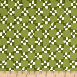 Penny Rose Monday, Monday Patches Green