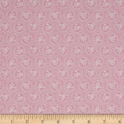 Penny Rose Rustic Romance Rustic Dot Pink Fabric