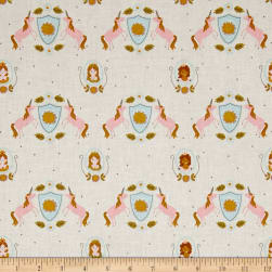 Riley Blake Guinevere Main Cream Fabric