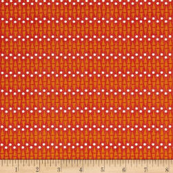 Riley Blake Lancelot Geo Red Fabric