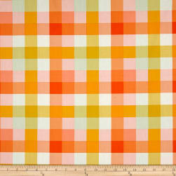 Art Gallery Day Trip Summer Picnic Plaid Fabric