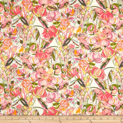 Art Gallery Printemps Fusion Painted Desert Multi Fabric