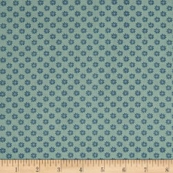 Liberty Fabrics The English Garden Floral Dot Z