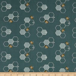 Birch Organic Merryweather Merry Hive Fabric