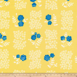 Cloud 9 Whitehaven New Lane Organic Gold Fabric