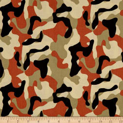 Defenders Of Freedom Camouflage Sand/Multi Fabric