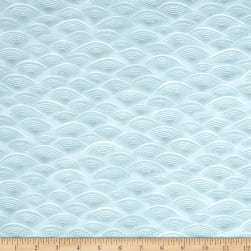 Kaufman Imperial Collection Waves Dusty Blue Fabric