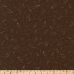 Kaufman Animal Kingdom Branches Trees Earth Fabric