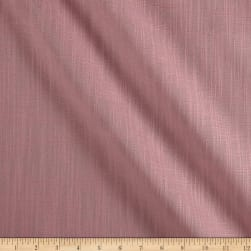 Slub Cotton Solid Duck Rose Ash Fabric