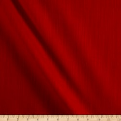 Slub Cotton Solid Duck Rhapsody Red Fabric