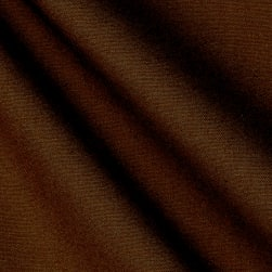 Colorworks Premium Solid Basics Chocolate Fabric