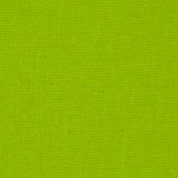 Colorworks Premium Solid Basics Lime Fabric