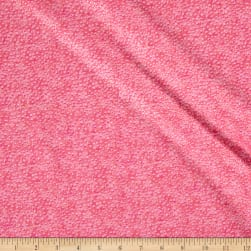 Shimmer Basics Pink Metallic Gold Fabric