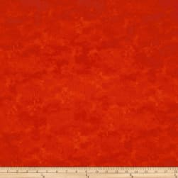 Toscana Basics Fire Coral Fabric
