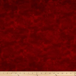 Toscana Flannel Basics Hot Sauce Fabric