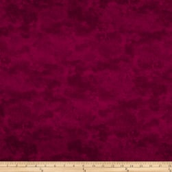 Toscana Flannel Basics Roasted Beet Fabric