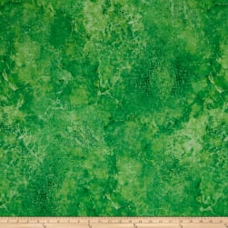 Stonehenge Gradations Basics Blender Kiwi Green Fabric