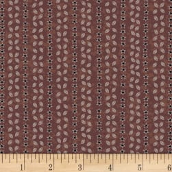 Little Witchy Wonderland Lichen Bootlace Rusty Nail Fabric
