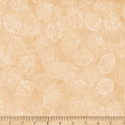 Hoffman Bali Batiks Leaves Pearl Fabric