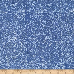 Hoffman Bali Batik Scroll Cancun Fabric