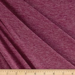 Merchants Double Brushed Jersey Knit Red Two Tone