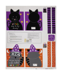 Huggable & Loveable Holiday Books Halloween Treat Bags