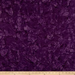 Wilmington Batiks Rock Candy Abstract Light Purple Fabric