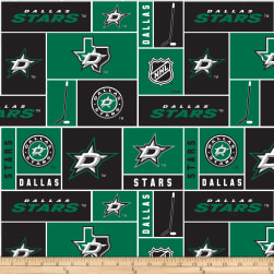 NHL Fleece Dallas Stars Blocks