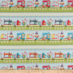 One Stitch At A Time Sewing Border Stripe