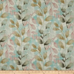 Daria Slub Linen Blend Spa Fabric