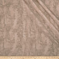 Telio Camilla Metallic Jacquard Abstract blush/Gold Fabric