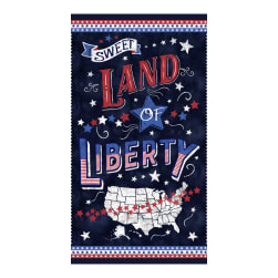 Timeless Treasures Sweet Land Of Liberty 24