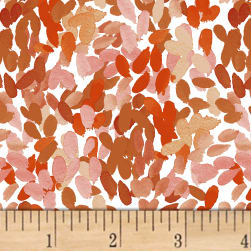 Botany Petals Dusty Rose Fabric