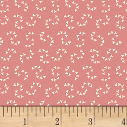 Sussex Mini Geo Rose Fabric