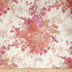 Duralee Olivia Blush Fabric
