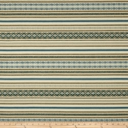Duralee Brower Jacquard Seafoam Fabric