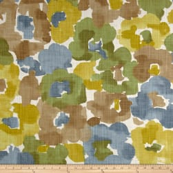 Robert Allen @ Home Flower Storm Twilight Fabric