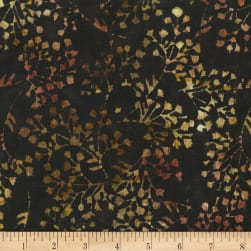 Anthology Batik Baby's Breath Embers Fabric