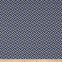 Richloom Solarium Indoor/Outdoor Seaside Peacoat Fabric