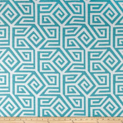 Bella Dura Exclusive Indoor/Outdoor Del Prado Turquoise Fabric
