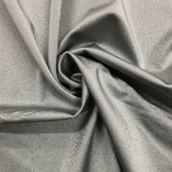 Pine Crest Fabrics Shiny Tricot Silver Fabric