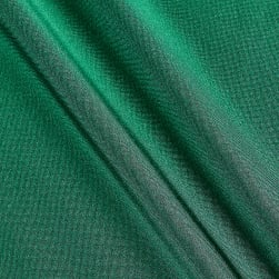 Pine Crest Fabrics Shiny Tricot Forest Green Fabric