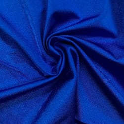Pine Crest Fabrics Shiny Tricot Royal Fabric
