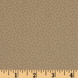 Andover Bijoux Arrow Chai Fabric